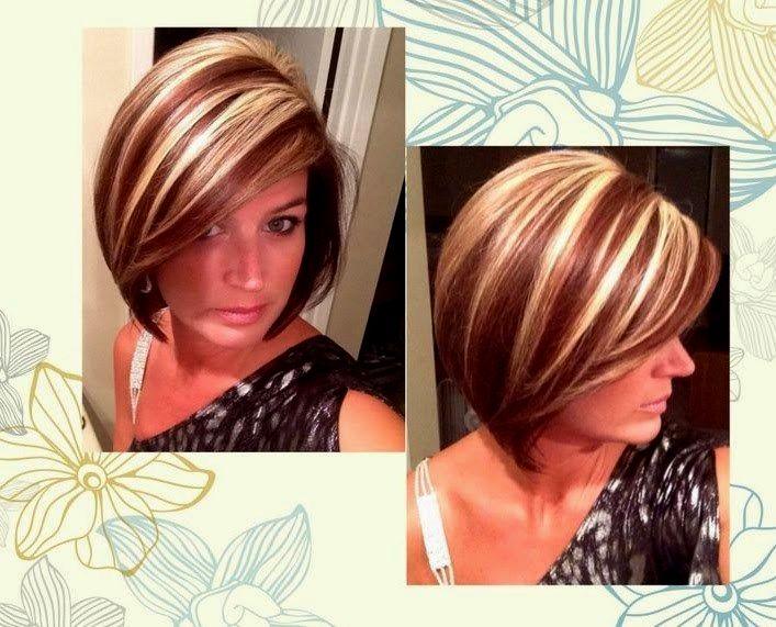 beautiful cortes de cabelo curto e medio foto-Unique Cortes De Cabelo Curto E Medio Layout