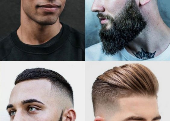 Cortes Modernos Masculinos 2017 Unique Homem No Espelho Cortes De Cabelo Masculinos Degrade