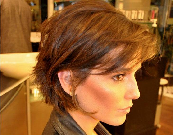 fresh cabelo curto feminino imagem-Unique Cabelo Curto Feminino Inspiração