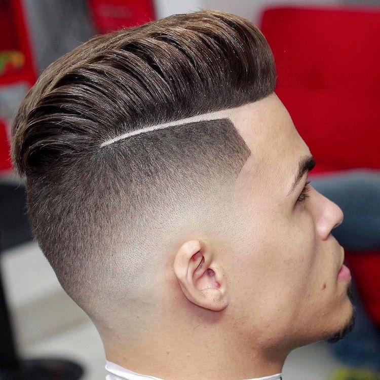 fresh corte de cabelo masculino de lado design-Fresh Corte De Cabelo Masculino De Lado Imagem