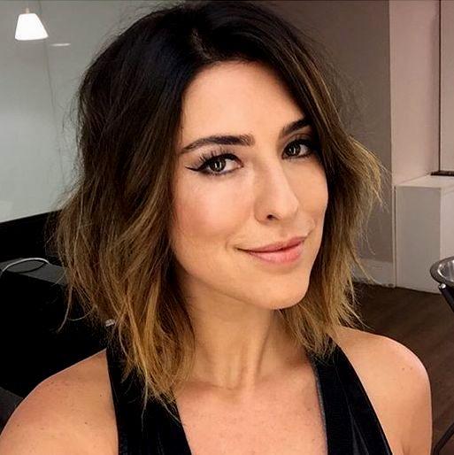 fresh cortes de cabelo feminino 2017 online-Unique Cortes De Cabelo Feminino 2017 Galeria