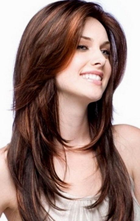 fresh cortes de cabelo feminino comprido imagem-Melhor Cortes De Cabelo Feminino Comprido Foto