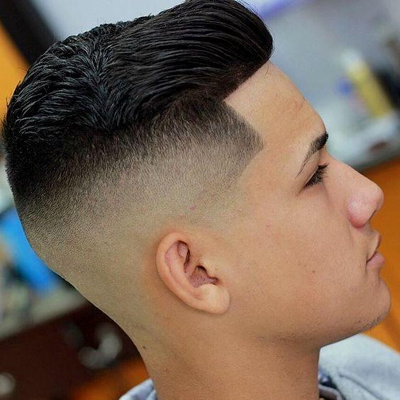 fresh cortes de cabelo para cabelo liso masculino layout-Fresh Cortes De Cabelo Para Cabelo Liso Masculino Foto