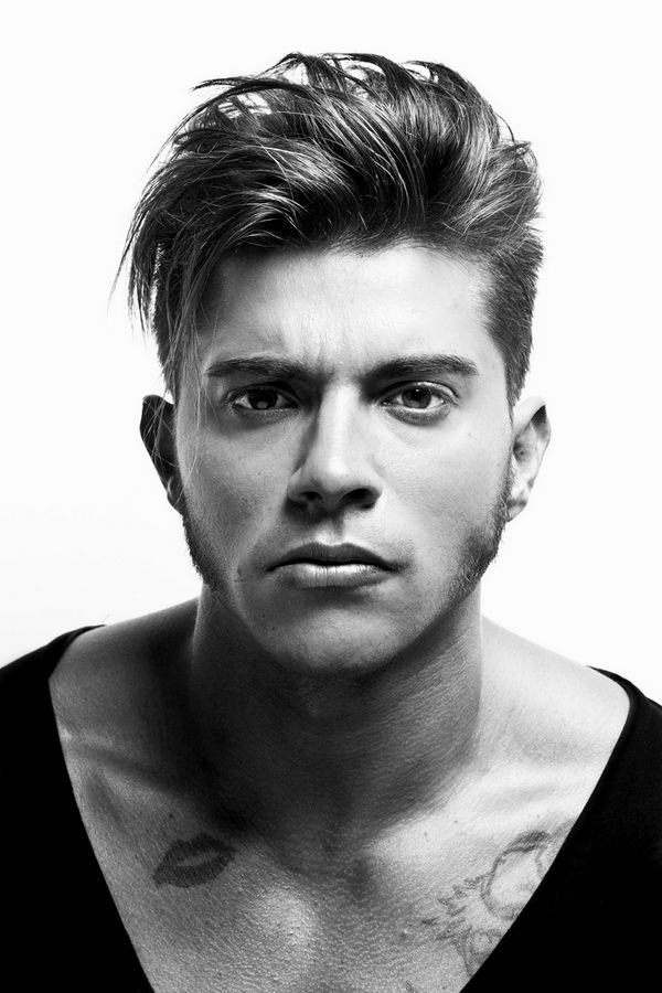 fresh moda cabelo masculino inspiração-Melhor Best Of Moda Cabelo Masculino Imagem