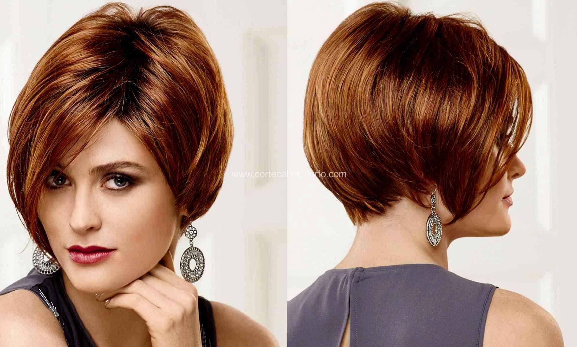 inspirational corte de cabelo curto moderno imagem-Unique Corte De Cabelo Curto Moderno Imagem