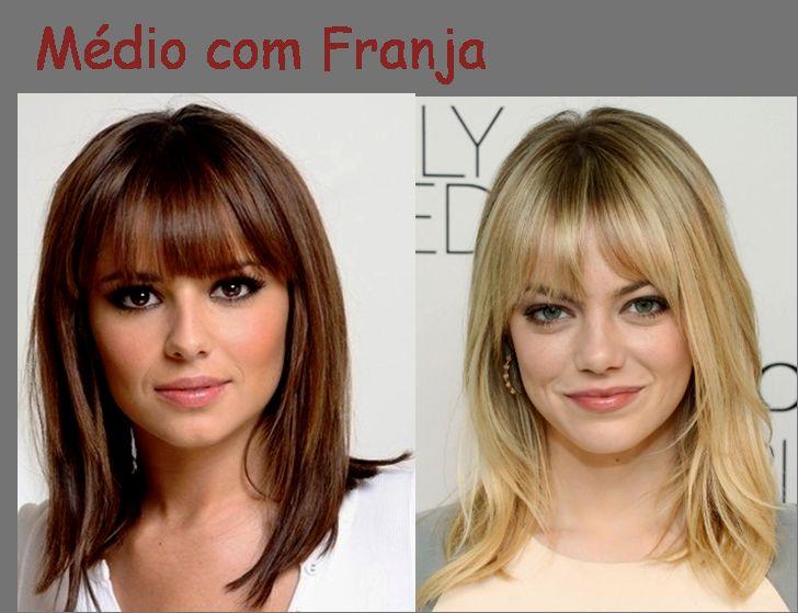 inspirational corte de cabelo feminino com franja imagem-Beautiful Corte De Cabelo Feminino Com Franja Ideias