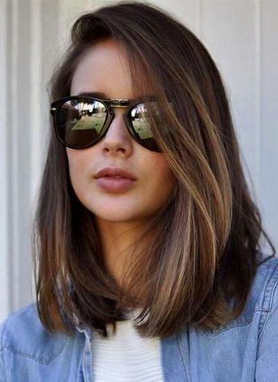 inspirational cortes medios de cabelo feminino ideias-Legal Cortes Medios De Cabelo Feminino Galeria