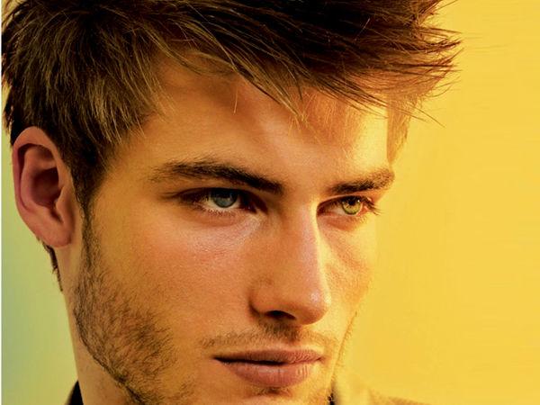 legal corte cabelo masculino longo plano-New Corte Cabelo Masculino Longo Foto