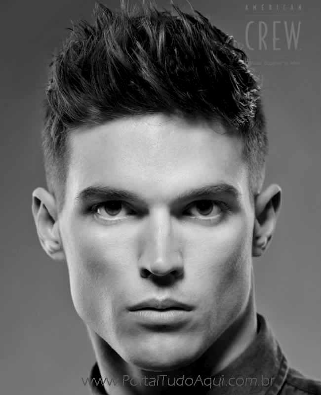 legal cortes de cabelo do momento masculino layout-Top Cortes De Cabelo Do Momento Masculino Imagem
