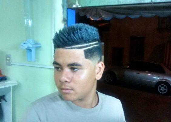 Listras Cabelo Masculino New Corte De Cabelo Masculino Degrade E Pigmenta O