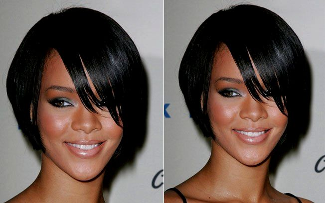 lovely corte de cabelo curto feminino moderno fotografia-New Corte De Cabelo Curto Feminino Moderno Imagem