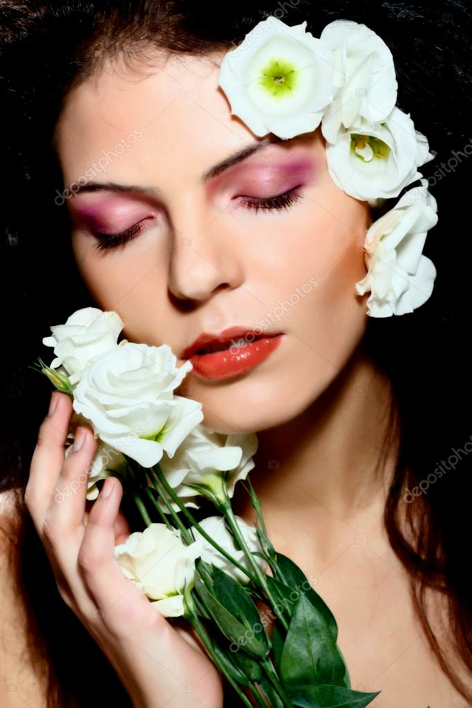 lovely estilos de cabelo feminino retrato-Beautiful Estilos De Cabelo Feminino Conceito