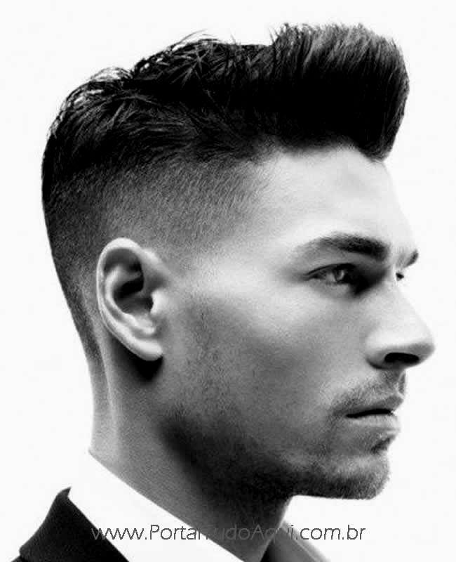 melhor best of cabelo masculino curto plano-New Cabelo Masculino Curto Foto