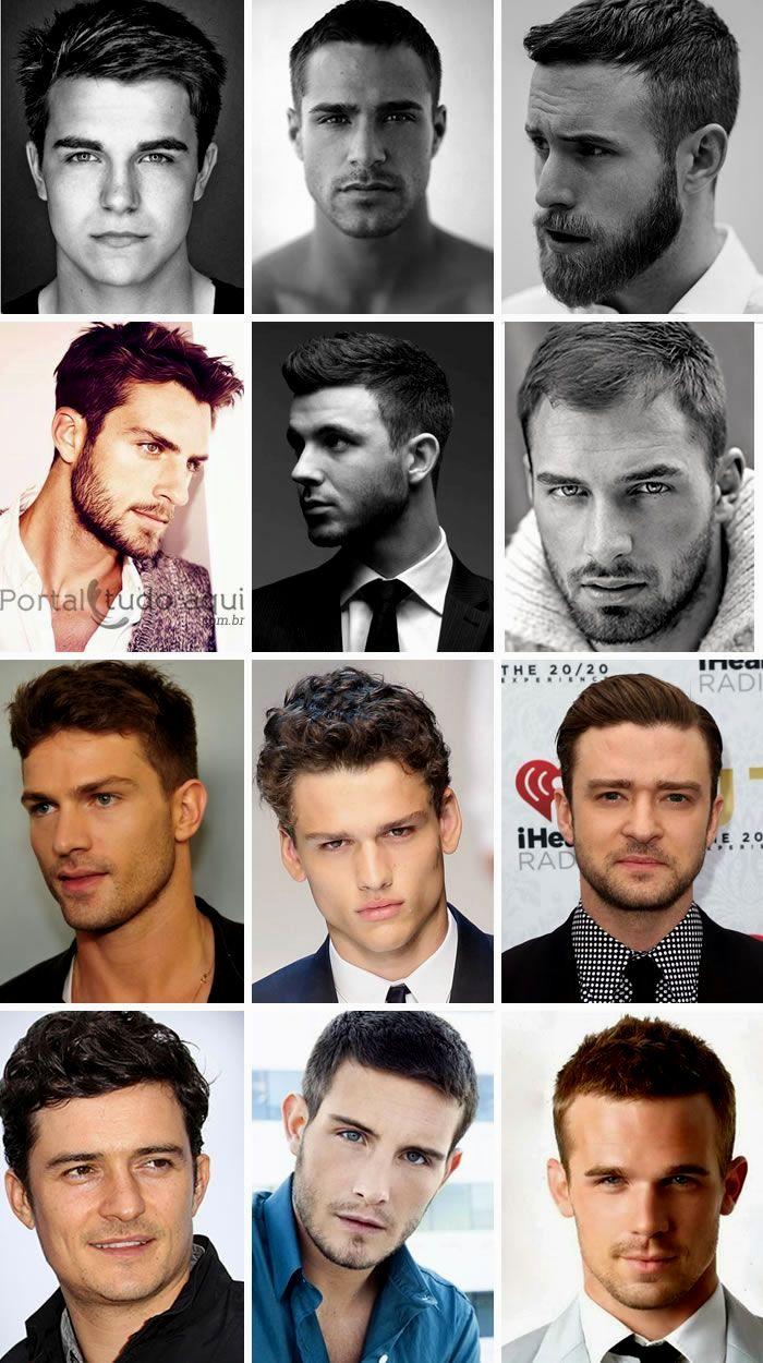 melhor best of cabelos masculinos da moda ideias-Top Cabelos Masculinos Da Moda Coleção Padrão