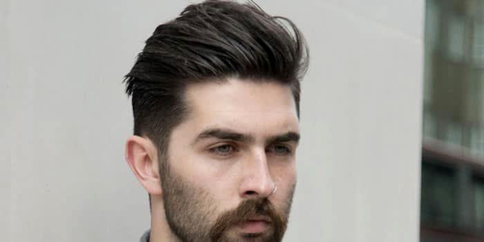 melhor best of corte de cabelo bonito masculino plano-New Corte De Cabelo Bonito Masculino Coleção Padrão