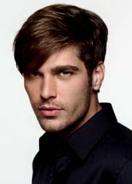 melhor cabelo liso masculino cortes imagem-Beautiful Cabelo Liso Masculino Cortes Papel De Parede