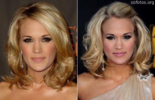 melhor corte cabelo medio feminino galeria-Melhor Corte Cabelo Medio Feminino Inspiração