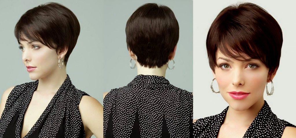 melhor corte de cabelo bem curto feminino fotografia-New Corte De Cabelo Bem Curto Feminino Imagem