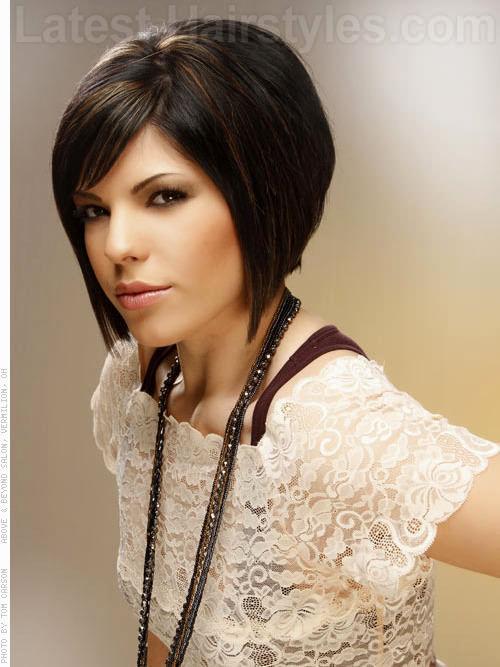 melhor corte de cabelo curto e liso retrato-Ótimo Corte De Cabelo Curto E Liso Inspiração