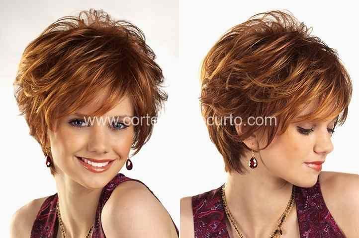 melhor corte de cabelo curto moderno feminino layout-Lovely Corte De Cabelo Curto Moderno Feminino Retrato
