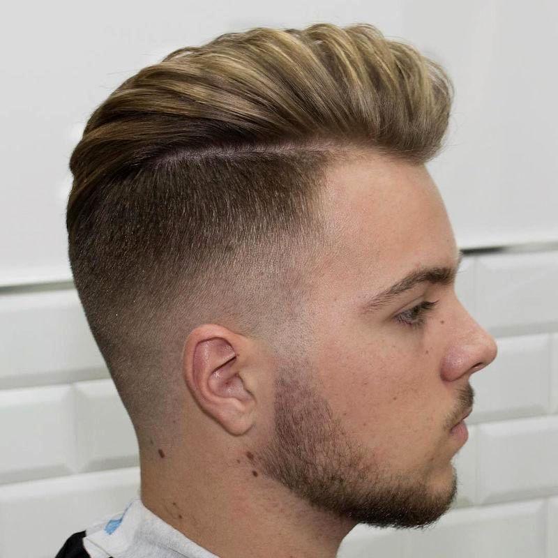 melhor corte de cabelo masculino moderno 2017 layout-Top Corte De Cabelo Masculino Moderno 2017 Imagem