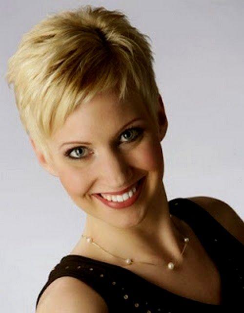 melhor corte para cabelo liso curto foto-Legal Corte Para Cabelo Liso Curto Inspiração