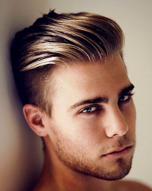 melhor cortes curtos de cabelo masculino coleção-Fresh Cortes Curtos De Cabelo Masculino Design