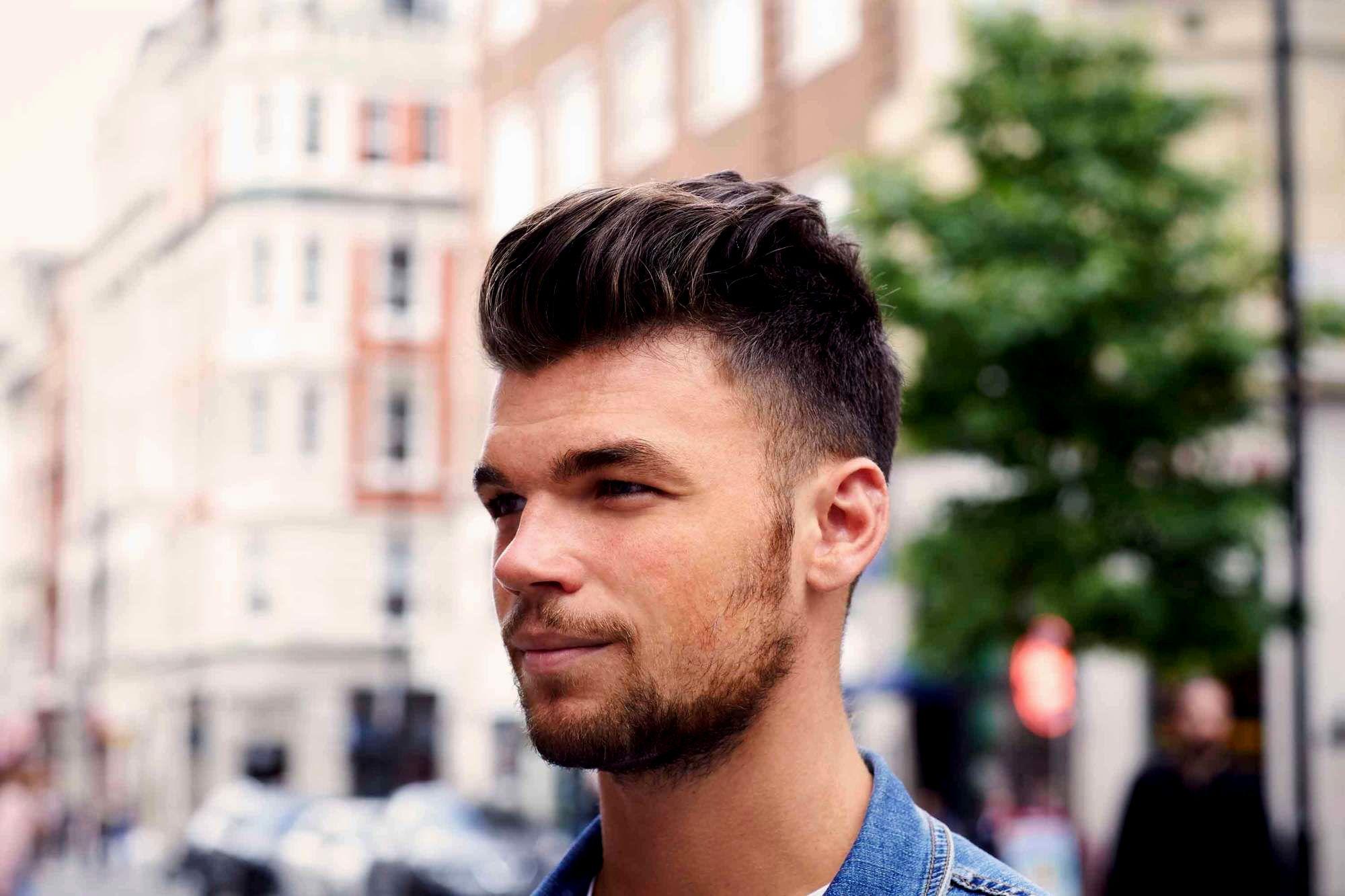 melhor cortes de cabelo masculino 2017 modelo-Top Cortes De Cabelo Masculino 2017 Foto