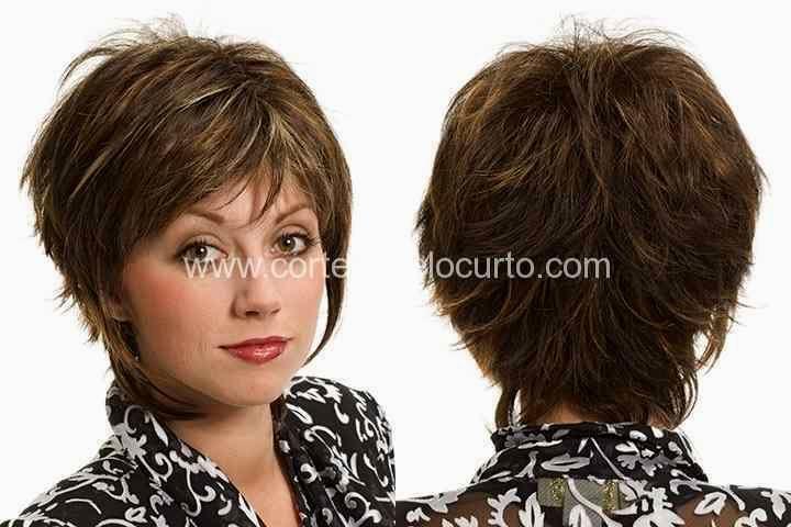 melhor cortes modernos de cabelo curto retrato-New Cortes Modernos De Cabelo Curto Modelo