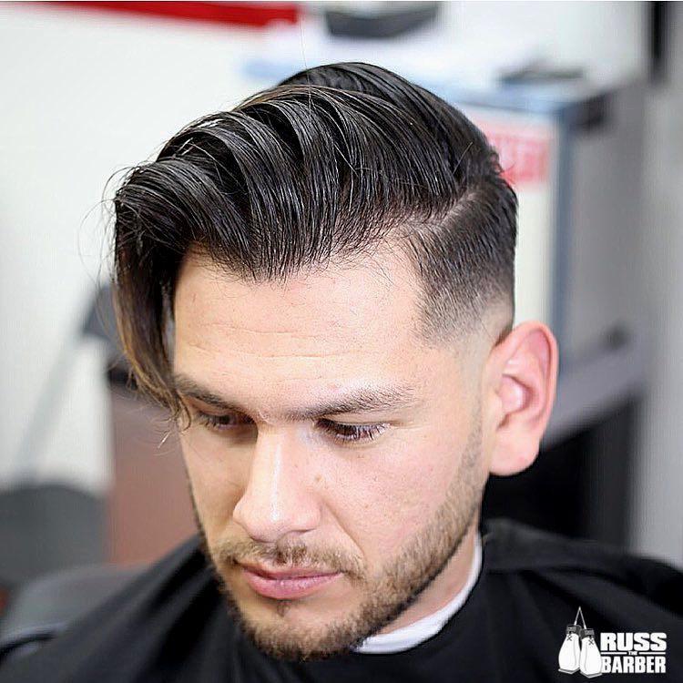 melhor cortes para cabelo masculino liso modelo-Top Cortes Para Cabelo Masculino Liso Layout