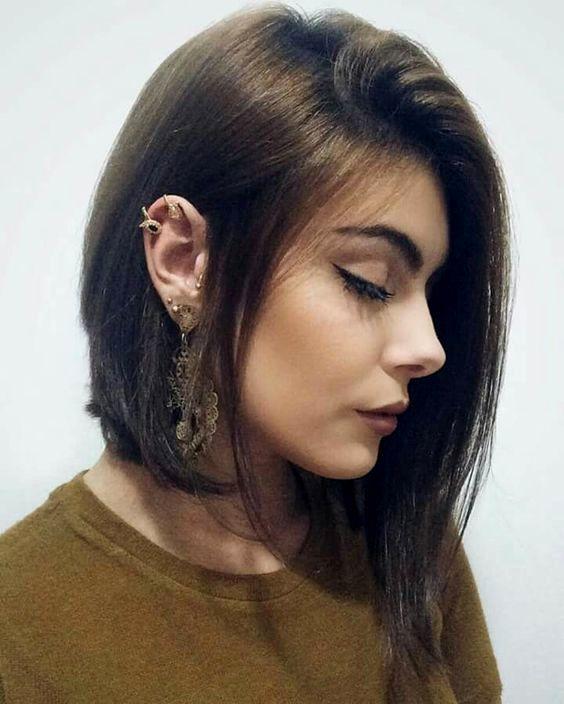 Amado melhor modelo corte de cabelo curto coleção – Cortes De Cabelo GG63