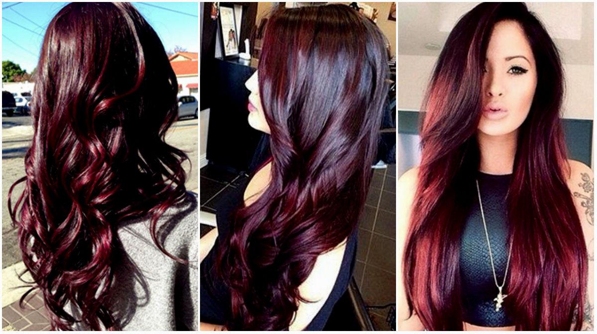 new cores de cabelo inspiração-Top Cores De Cabelo Plano