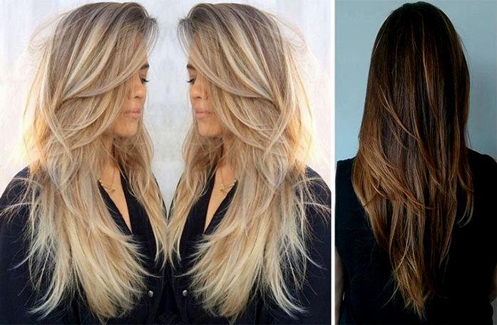 new cortes cabelo longo modelo-Ótimo Cortes Cabelo Longo Ideias
