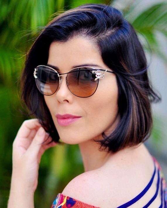 new modelo de corte de cabelo feminino curto imagem-Unique Modelo De Corte De Cabelo Feminino Curto Foto