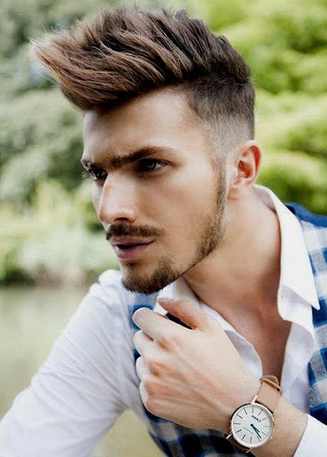 Ótimo corte de cabelo masculino moderno 2017 fotografia-Top Corte De Cabelo Masculino Moderno 2017 Imagem