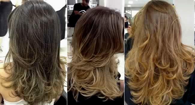 Ótimo corte de cabelo medio moderno retrato-Melhor Best Of Corte De Cabelo Medio Moderno Inspiração