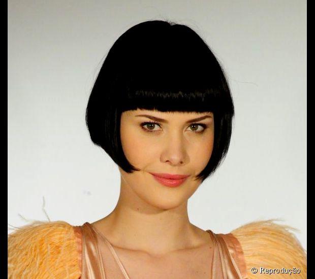 Ótimo estilos de cabelos curtos retrato-Inspirational Estilos De Cabelos Curtos Plano