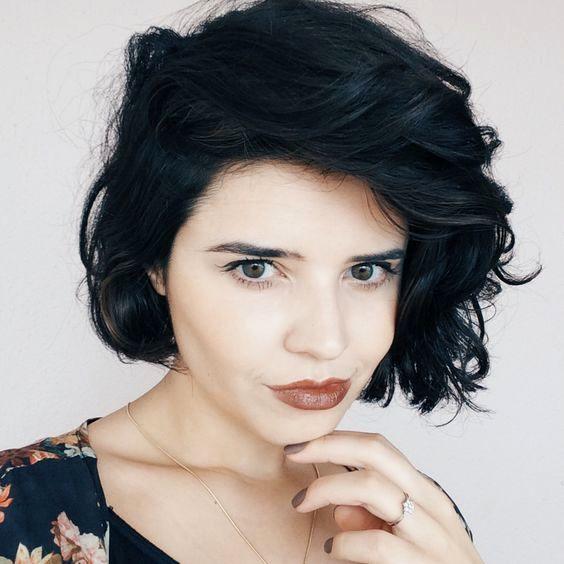 top cabelos curtos 2017 galeria-Beautiful Cabelos Curtos 2017 Imagem