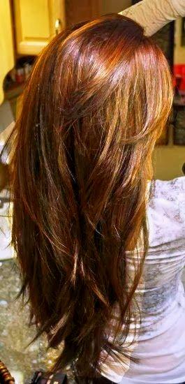 top corte cabelo feminino longo layout-Legal Corte Cabelo Feminino Longo Foto