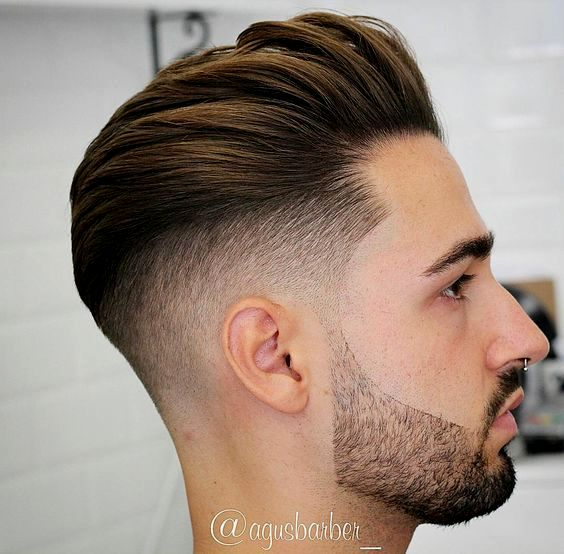 unique corte de cabelo masculino moderno 2017 coleção-Top Corte De Cabelo Masculino Moderno 2017 Imagem