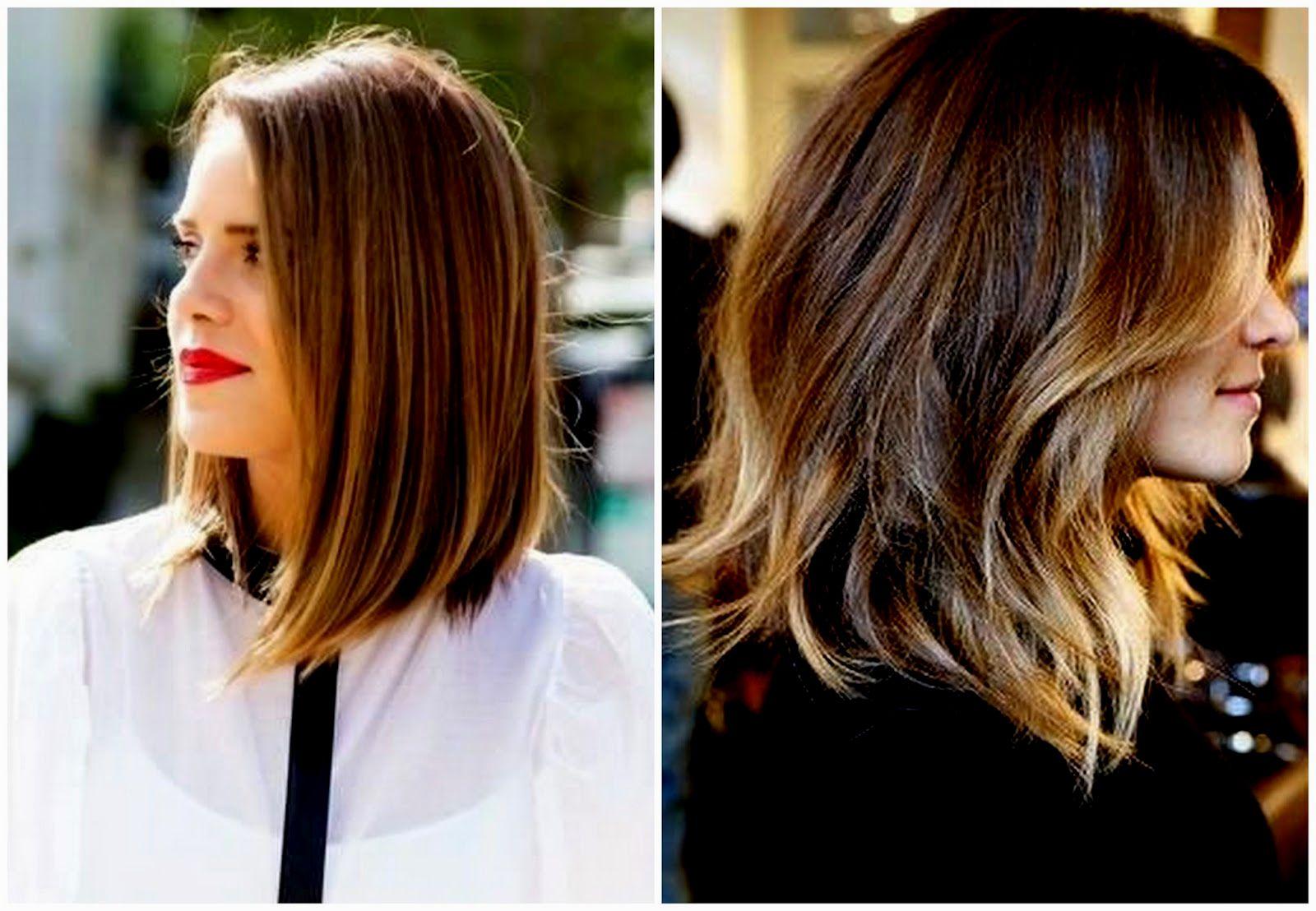 unique cortes de cabelo medio liso imagem-Top Cortes De Cabelo Medio Liso Inspiração