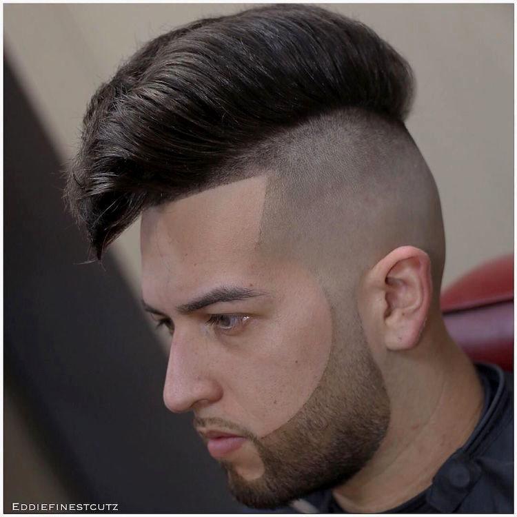 unique modelo corte cabelo masculino foto-Fresh Modelo Corte Cabelo Masculino Imagem
