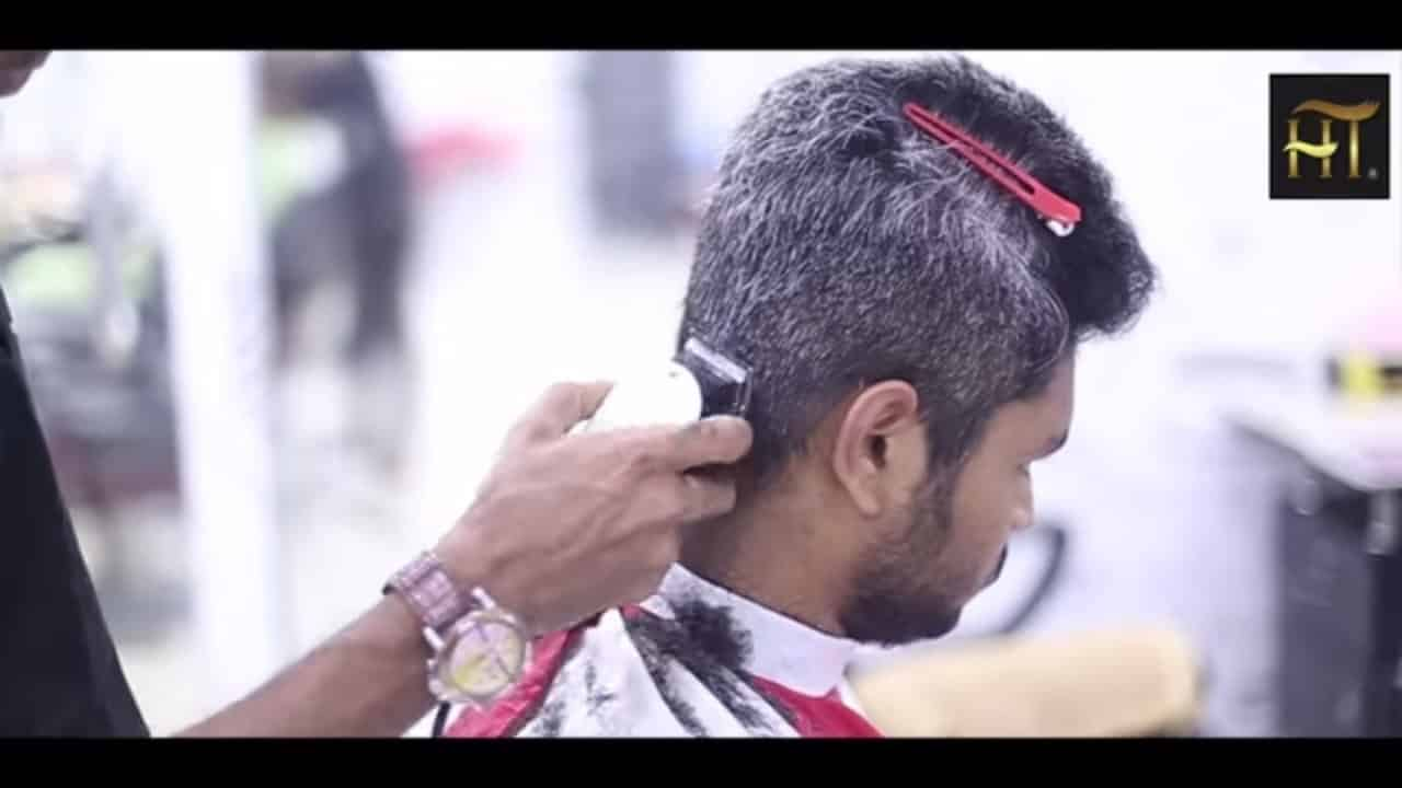 Advanced Haircut for Men - Brand New Hairstyle For men 2018 12