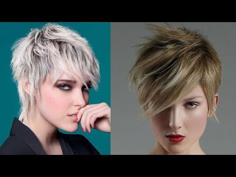 Best 20 Short Bob & Pixie Hairstyles for Women | Haircuts+Hair Colors 14