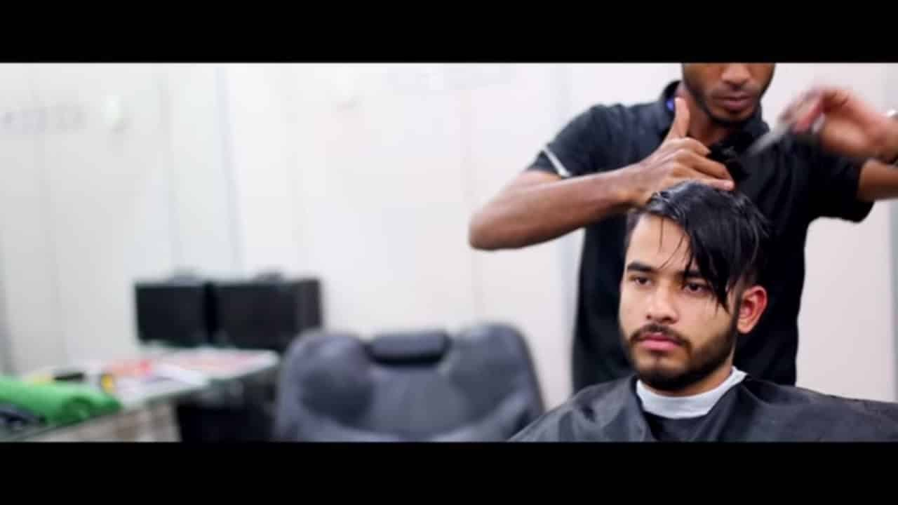 Big Volume Quiff-Men Hair Cut and Hair Styling 2018 15