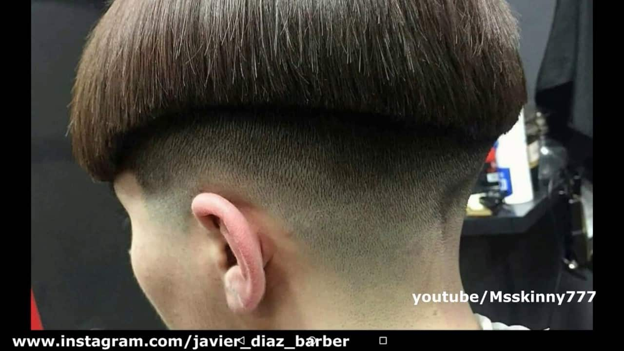 extreme female bowl cut haircut 12