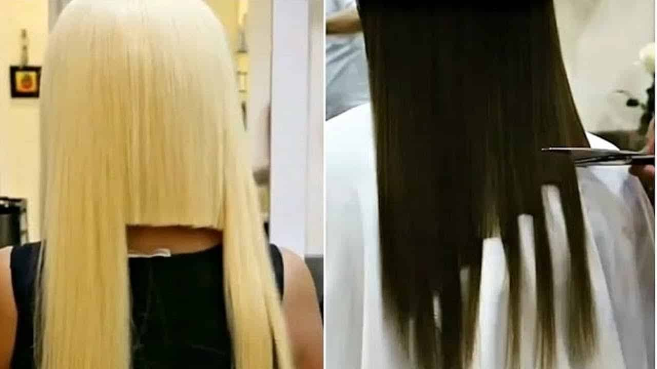Extreme Long Hair Cutting Transformation For Women || Extreme Haircuts for Women || Hairc -02 16