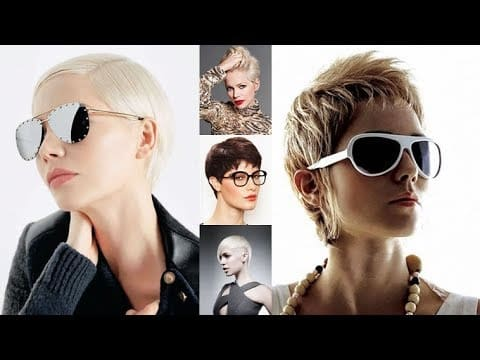 Feminine Pixie Hair Cuts for 2018 - Short Hairstyles Ideas for Women 14