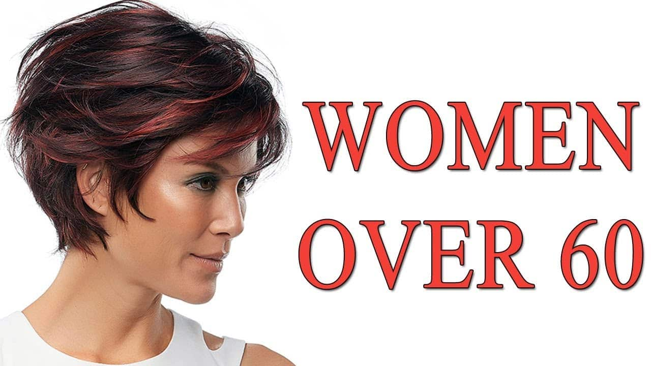 Haircuts for Women Over 60 for Every Hair Type - Hairstyles for Older Women Over 60 2