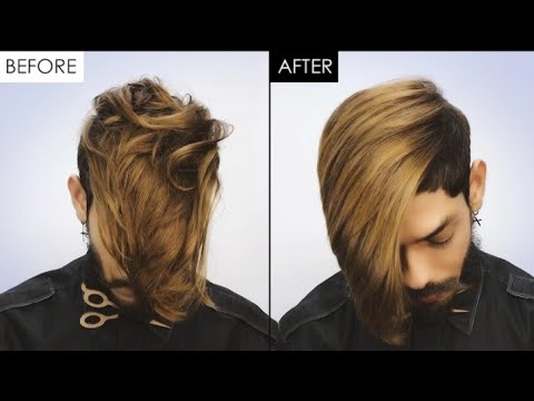 long hair hairstyles for men 2018 13